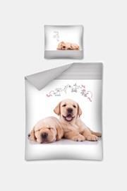 Lenjerie de pat Dogs, pentru copii