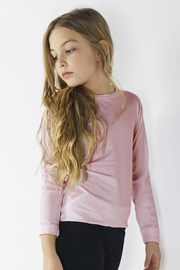 Bluza cu maneca lunga Star, pentru fetite