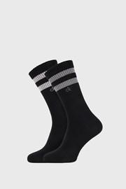 2 PACK șosete Calvin Klein Maurice, negru