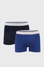 2 PACK boxeri Indi, albastru