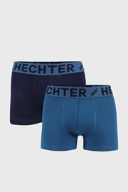 2 PACK boxeri Must albaștri
