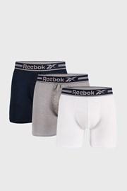 3 PACK boxeri Reebok Tolan