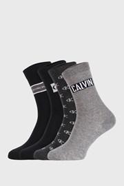 4 PACK șosete damă Calvin Klein Bronx I