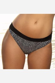 Slip costum de baie Tropical Dots