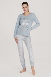 Pijama dama Ski