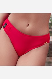 Slip costum de baie Alex Red