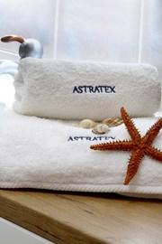Set prosoape ASTRATEX, alb