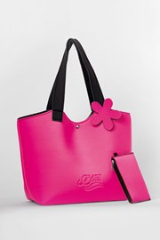 Geanta plaja Lady Etna, roz
