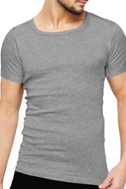Tricou barbatesc ROSSLI Premium Cotton