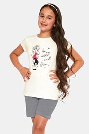 Pijama fetițe Be Wild I