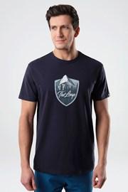 Tricou LOAP Alesh, albastru