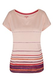 Tricou roz pentru femei LOAP Alby