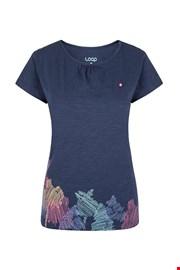 Tricou albastru pentru femei LOAP Blackie