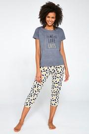 Pijama pentru femei We Love Cats