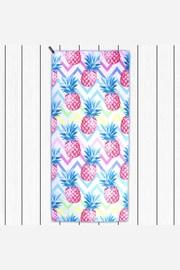 Prosop plaja Pineapple, uscare rapida