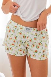 Sort dama ELKA LOUNGE, model cu avocado
