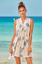 Rochie de plaja Itaca White