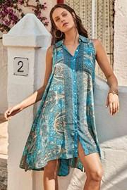 Rochie de plaja Azure