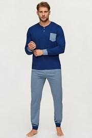 Pijama Casey albastru