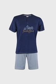 Pijama Freedom dream, albastru