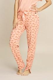 Pantalon de pijama damă Orange Butterfly