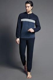 Set haine de casa pentru barbati Franco Blue