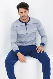 Pijama Benet, albastru