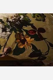 Lenjerie de pat Essenza Home Fleur Gold Yellow