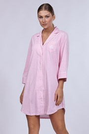 Camasa de noapte Ralph Lauren Pink