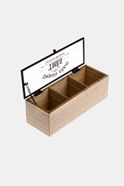 Cutie mică pentru ceai