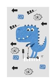 Prosop pentru copii Dinosaurus