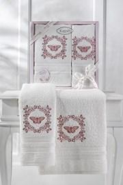 Set cadou prosoape Cream