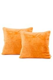 Set 2 fete de perna, portocaliu