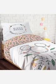 Lenjerie de pat Minnie pentru fetite