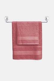 Prosop Moreno roz, material cu fibre de bambus