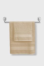 Prosop Moreno cappuccino, material cu fibre de bambus