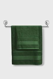 Prosop Moreno verde inchis, material cu fibre de bambus