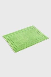 Covor pentru baie Jasmina, verde