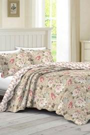 Set cuvertură pentru un pat dublu și două perne