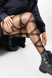 Dres Ribbon, pentru femei, 20 DEN