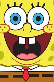 Prosop pentru copii Spongebob