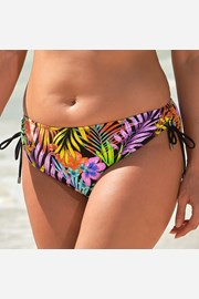 Slip costum de baie Jungle