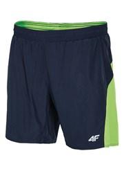 Pantalon scurt sport barbatesc 4F albastru