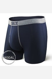 Boxeri barbatesti SAXX Platinum Navy Grey