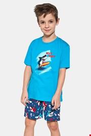 Pijama băieţi Shark Surf