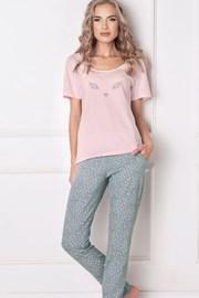 Pijama dama Wild look, lunga