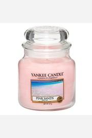 Yankee Candle lumanare Pink Sands, medie