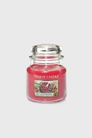 Yankee Candle lumanare Red Raspberry, medie