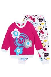 Pijama fetite Flower Rose