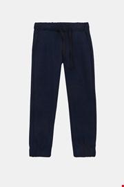 Pantalon trening copii, albastru închis
